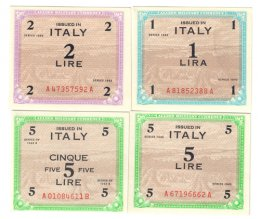 AM LIRE 1943 : 1 + 2 +5 AM LIRE ...
